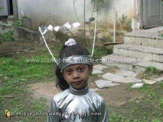 Coolest Homemade Bulb Costume