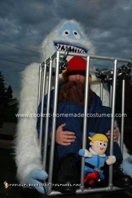 Bumble Captures Yukon Cornelious Costume