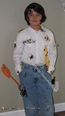 Homemade Camper's Nightmare Costume
