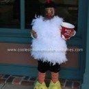 Homemade Cannibal Chicken Costume
