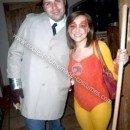 Inspector Gadget and Cheetara!!
