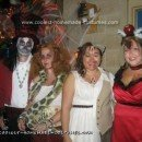 Homemade Circus Group Costume