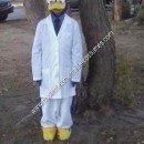 Homemade Club Penguin Gary the Gadget Guy Costume