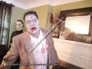 Homemade Couple Zombie Costume