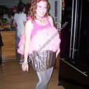 Homemade Cupcake Halloween Costume