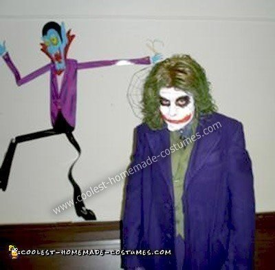 go as heath ledger in christopher nolans interpretation of the joker seeing that everyone chose this costume the year the the dark knight came out