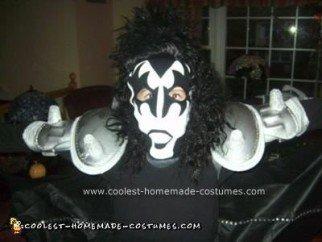 Homemade Demon Costume