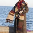 Homemade Doctor Who (The Fourth Doctor) Costume