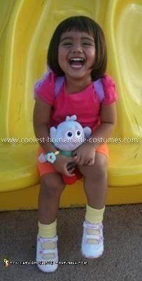Coolest Homemade Dora the Explorer Costumes