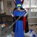 Homemade Evil Emperor Zurg Halloween Costume Idea