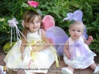 Homemade Fairy Costumes