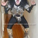 Homemade Gene Simmons Dynasty Unmasked Costume