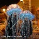 Homemade Glowing Jellyfish Costume Ideas