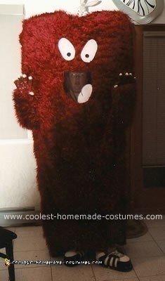 Homemade Gossamer Costume