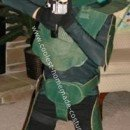 Homemade Halo Halloween Costume