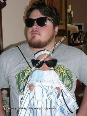 Homemade Hangover Costume