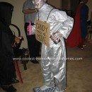 Homemade Human Statue Street Performer Costume