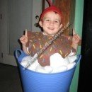 Homemade Ice Cream Sundae Costumes