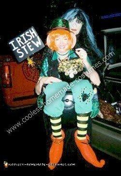 Homemade Irish Stew Costume