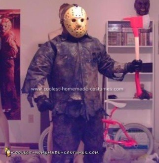 Homemade Jason Takes Manhattan Costume