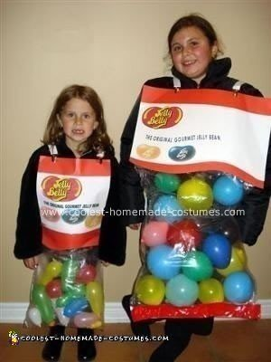 Homemade Jelly Belly Costumes