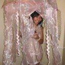 Homemade Jellyfish Unique Halloween Costume Idea