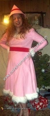 Homemade Jovie The Elf Costume