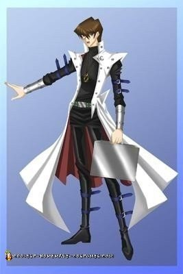 Reference Pic for Homemade Kaiba from Yugioh Child Halloween Costume Idea