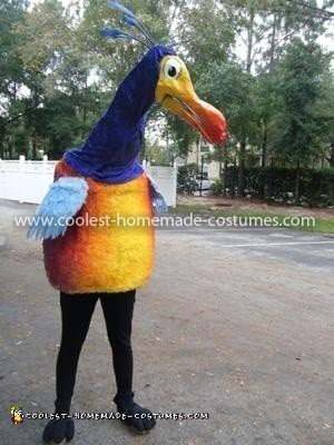 Kevin the Bird from UP Costume