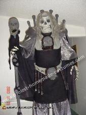 Homemade Kreeper Costume