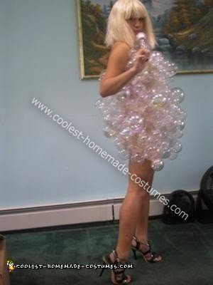 Consider, Lady gaga bubble dress