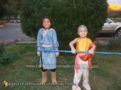 Homemade Last Airbender Costumes