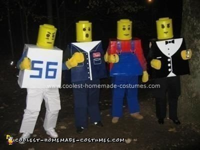 Group Halloween Costume