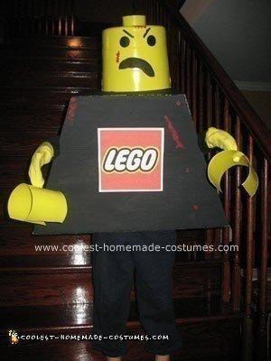 Lego Minifig Costume