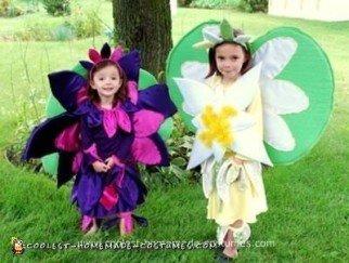 Homemade Lily Pad Costume