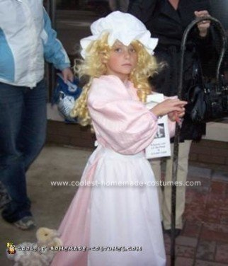 Little Bo Peep Looking for her Sheep Costume