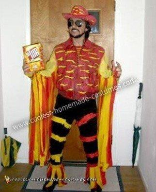 Homemade Macho Man Randy Savage Costume
