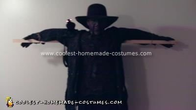 Homemade Jeepers Creepers Costume