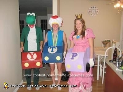 Coolest Homemade Mario Kart Character Costumes