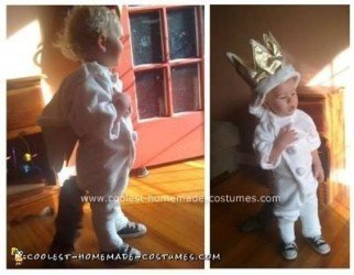 Homemade Max King of the Wild Things Costume