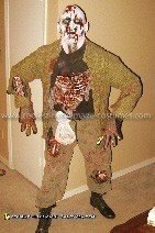 Homemade Midnight Zombie