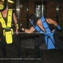 Homemade Mortal Kombat 2 Costumes
