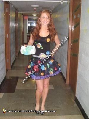 Homemade Ms. Frizzle Costume