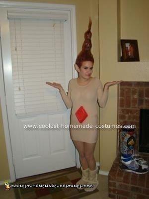 Naked Troll Doll
