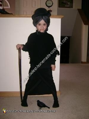 Homemade Nanny McPhee Halloween Costume Idea