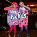 Neil and I completing each other as nerds!