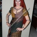 Homemade Nightmare Before Christmas Sally Adult Halloween Costume