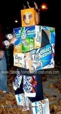 Optimus Party (the Transformer) Costume