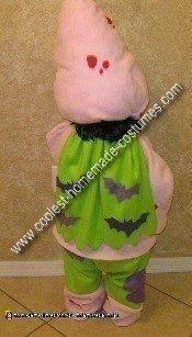 Homemade Patrick Star Kids Costume