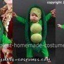 Homemade Pea in a Pod Costume